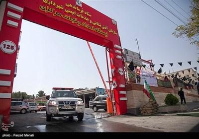 بمناسبت هفت مهر روز آتش نشان - کرمانشاه