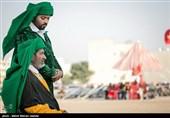 بزرگترین تعزیه میدانی کشور در صحرارود فسا برگزار شد