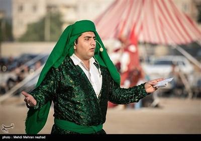 آیین تعزیه خوانی هییت شاهنشین جم - بوشهر
