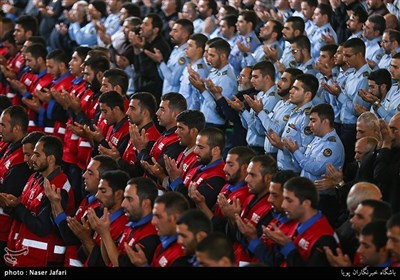 نمازجمعه تهران