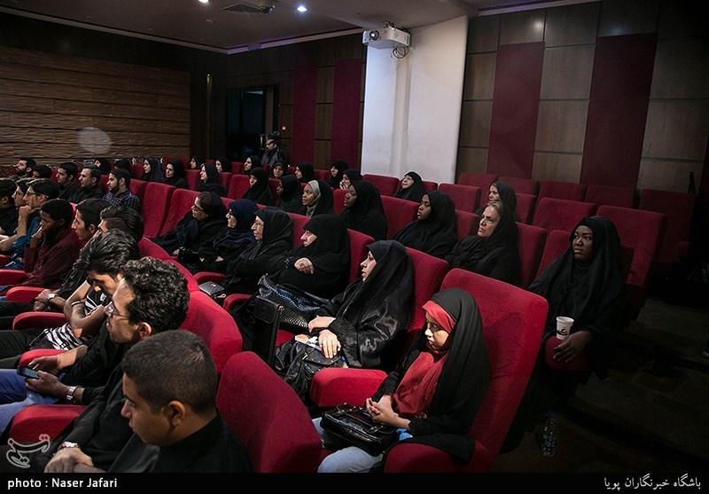 شب هشتم محرم در هیئت انگلیسی زبانان مقیم تهران به روایت تصویر