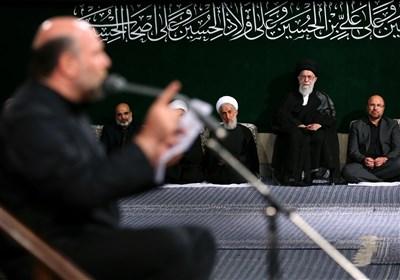 دومین شب عزاداری ایام محرم 1439 در حسینیه امام خمینی