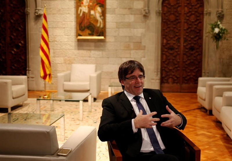 Catalonia's Leaders Fight Off Direct Rule from Madrid