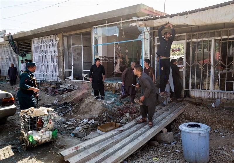 استشهاد 6 اشخاص اثر هجوم ارهابی استهدف مسجد للشیعة فی کابول