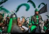 اصفهان| تاریخ، فتح خون و حماسه را روایت میکند؛ قافله عشق تا بهشت + تصاویر
