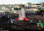 اجتماع پرشور عزاداران حسینی در پایتخت شور و شعور حسینی؛ در یومالعباس زنجان حسینی شد