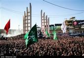 زنجان| محدودیتهای ترافیکی در مسیر دسته حسینیه اعظم اعمال میشود