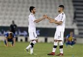 لیگ ستارگان قطر| برتری تیم پورعلیگنجی در الکلاسیکو با حضور امیر قطر + عکس