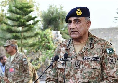 فرمانده ارتش پاکستان: اجازه تصاحب کشمیر را به هند نخواهیم داد