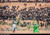 بزرگترین تعزیه میدانی کشور در صحرارود فسا