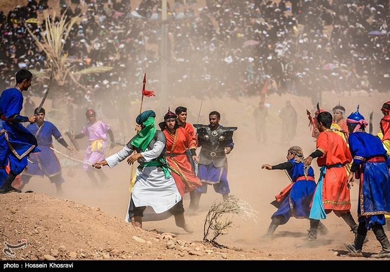 فارس| بزرگترین تعزیه میدانی کشور با حضور 220 بازیگر برگزار میشود