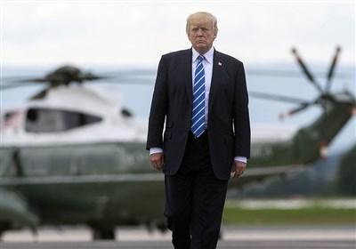 ترامپ برای تعیین نوع واکنش آمریکا به سوریه، سفر خود را لغو کرد