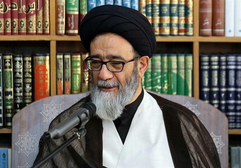 سید محمد علی آل هاشم امام جمعه تبریز نماینده ولی فقیه در آذربایجان شرقی