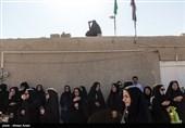 روز تاسوعا در لامرد - فارس
