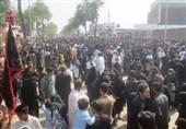 کارنامه درخشان اهل تسنن پاکستان در عزای حسینی + تصاویر