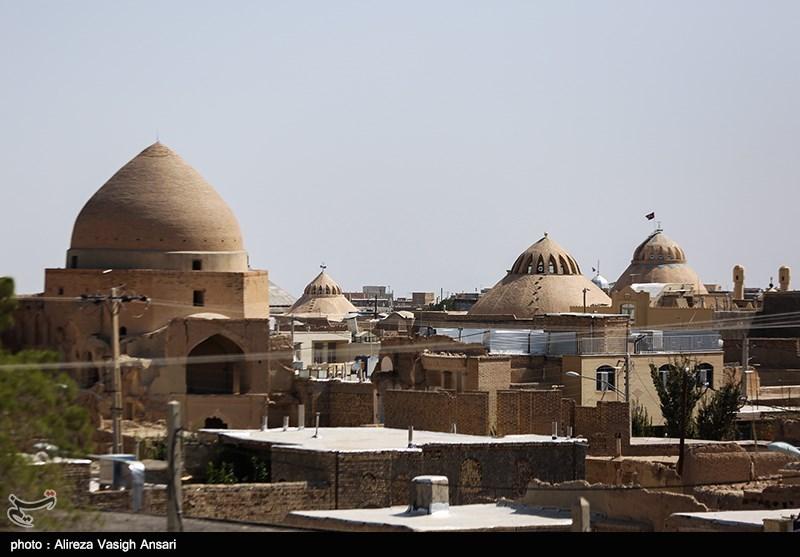 بازدید 33 هزار گردشگر خارجی از ابنیه تاریخی نایین