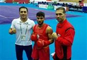 چهارمین مدال طلای جهان بر گردن سیفی با شکست نماینده مصر