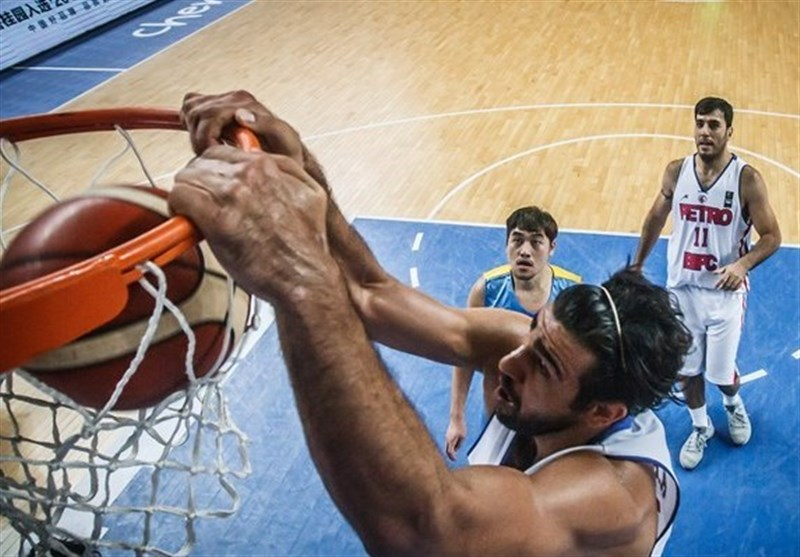 Iran's Kazemi Wins FIBA Dunk of the Decade Bracket