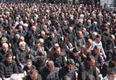 نماز ظهر عاشورا در حرم کریمه اهلبیت(ع) اقامه شد