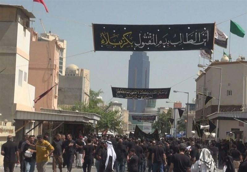 رغم منع السلطة..البحرینیون یحیون عاشوراء وصلاة العاشر من محرم