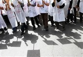 """مستند """" تکرار تاریخ"""" با موضوع حرکت کفن پوشان ورامینی در 9 دی از رسانه ملی پخش میشود"""