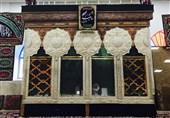 2 ضریح خیمهگاه از استان بوشهر برای نصب به کربلا منتقل میشود