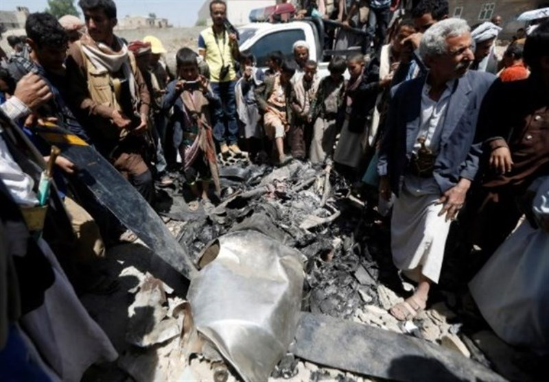 Yemenis Down American Spy Drone (+Photos)