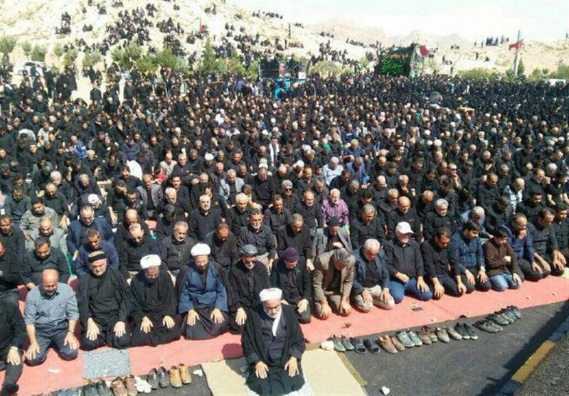 نماز ظهر عاشورا در مساجد و تکایای اردبیل برگزار میشود