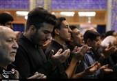 نماز ظهر عاشورا در بارگاه منور رضوی اقامه شد
