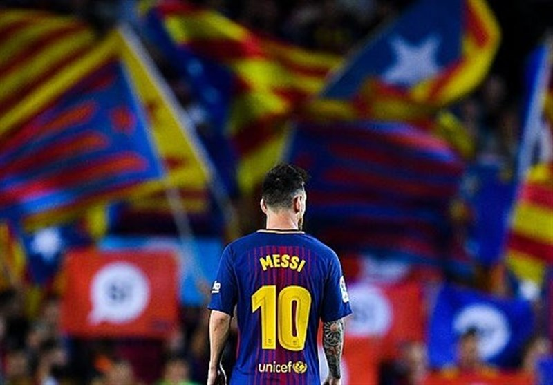 بارسلونا برای افزایش حقوق مسی، چوب حراج به نام خانه جدیدش میزند