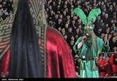آیین تعزیهخوانی در روستای ارمغانخانه - زنجان