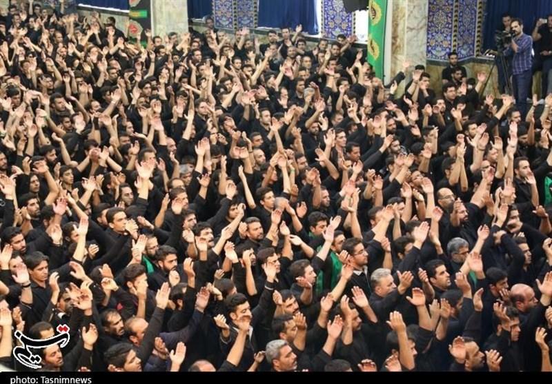 عزاداری مردم یزد در عاشورای حسینی