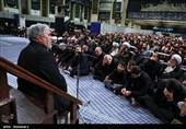روضهخوانی «علی انسانی» در شام غریبان امام حسین(ع) + صوت