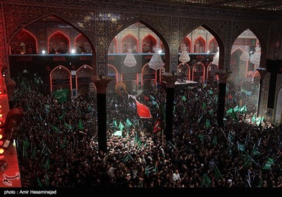 Shiites Commemorate Ashura in Iraq's Karbala