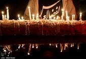 صحن انقلاب حرم رضوی میزبان شام غریبان حسینی میشود