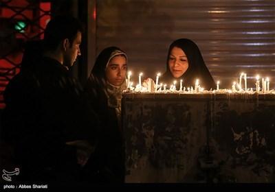 شام غریبان اباعبدالله الحسین (ع)