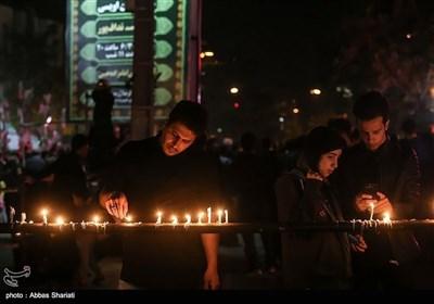 ایران میں حضرت ابا عبداللہ الحسین کی شام غریباں کے مراسم