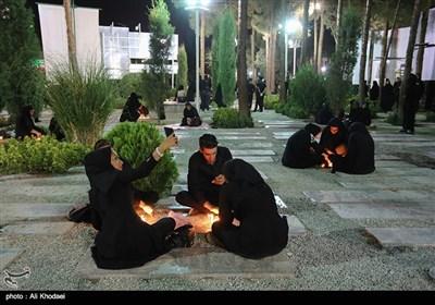 مراسم شام غریبان امام حسین (ع) در اصفهان