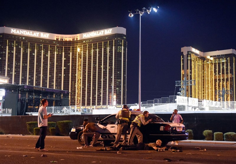 أکثر من 50 قتیلا و 200 جریح فی عملیة اطلاق النار فی لاس فیغاس+فیدیو وصور