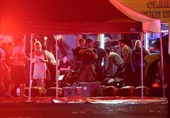 عناوین الصحف الایرانیة؛ معزوفة الموت فی لاس فیغاس
