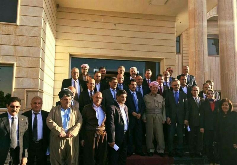 معارضة داخلیة کردیة لتشکیل المجلس السیاسی الجدید..هذا هو رأی الاکراد!