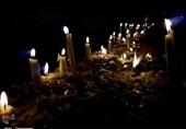آئین شام غریبان در نقاط مختلف یزد برگزار شد