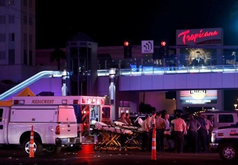 تیراندازی لاسوگاس 20 کشته و دستکم 100 زخمی داشت
