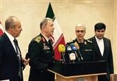 نیروهای مسلح ایران و ترکیه از این پس همکاریهای گستردهای خواهند داشت