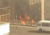 انفجار تروریستی در حومه دمشق