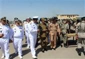 بازدید فرمانده کل ارتش از عملیات هواپیماهای آب نشین نداجا