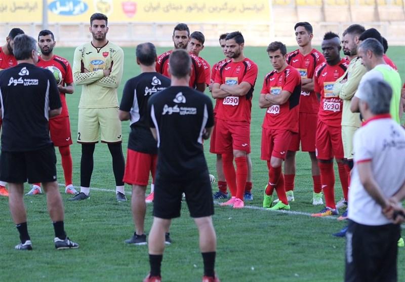 برانکو خواهان تمدید قرارداد 11 بازیکن پرسپولیس شد
