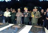 بازدید رئیس ستاد ارتش ترکیه از موزه انقلاب اسلامی و دفاع مقدس