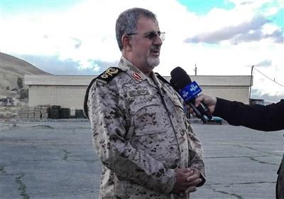IRGC May Boost Military Presence at Border Regions amid Karabakh War: General