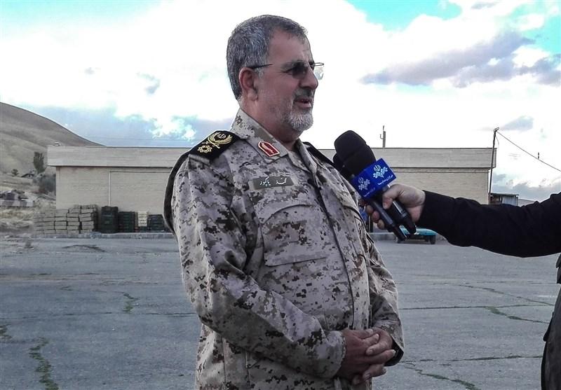 7th Portable Field Hospital Moved to Iran's Quake-Hit Kermanshah: IRGC